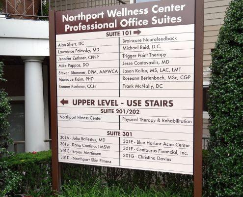 Healthcare facility directory