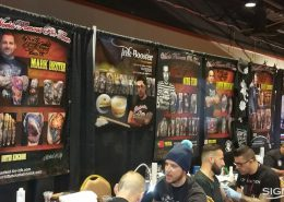 Banners for trade show