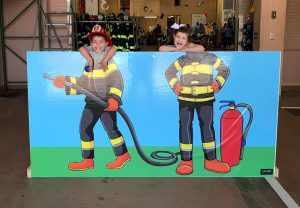 Graphics for children made by Signwave sign company