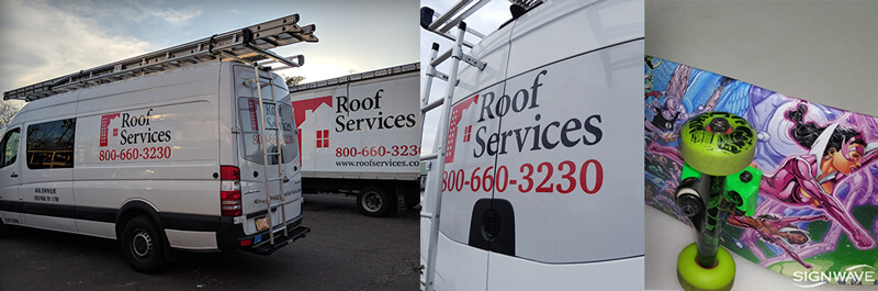 Vehicle Wraps and Lettering 2