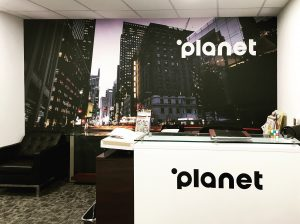 Office Wall Decal