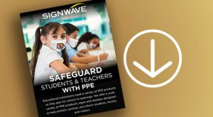 Download our Resource Guide for School PPE Products